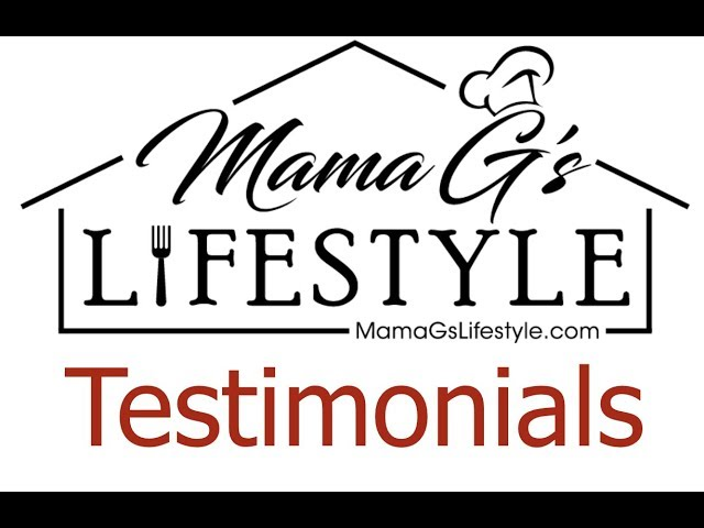 One Year Testimonial with Christy Gallacci 77 years young)