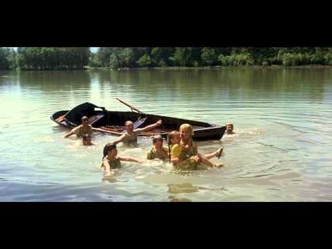 The Rowboat scene from The Sound of Music