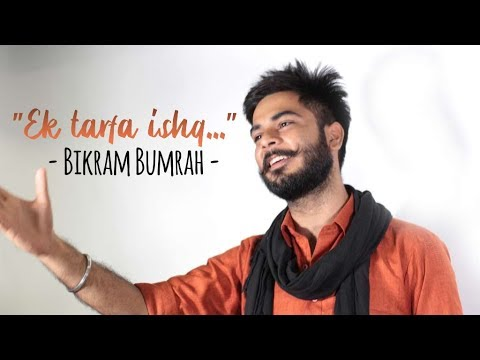 Ek Tarfa Ishq | Bikram Bumrah | Eid special | Fifty shades of Uth | Hindi Spoken Word