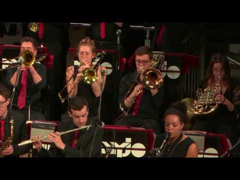 The National Youth Jazz Orchestra (NYJO) ft. special guest Fabrizio Bosso (trumpet)