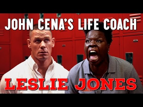 John Cena's Life Coach: Leslie Jones