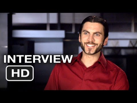 The Hunger Games  Wes Bentley  2012 HD Movie