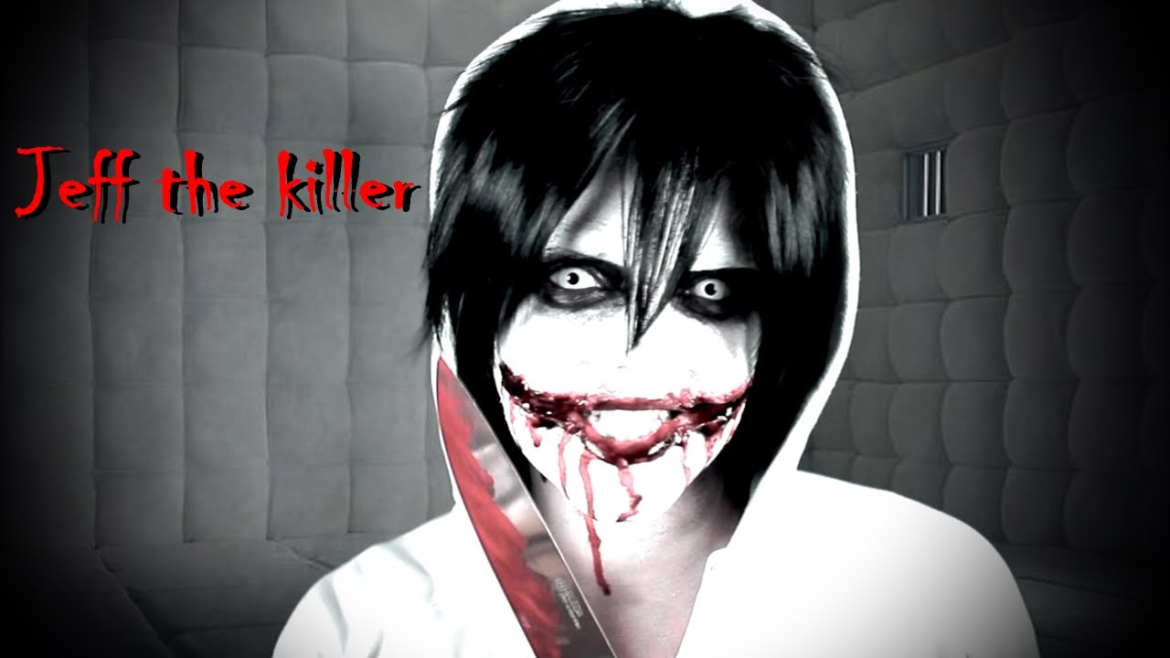 jeff the killer makeupcreepy pastahalloween youtube