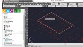 Come creare un invaso utilizzando le polilinee in Analist