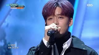 뮤직뱅크 Music Bank - 미치겠어 - IM(아이엠) (SAD STORY - IM).20170901