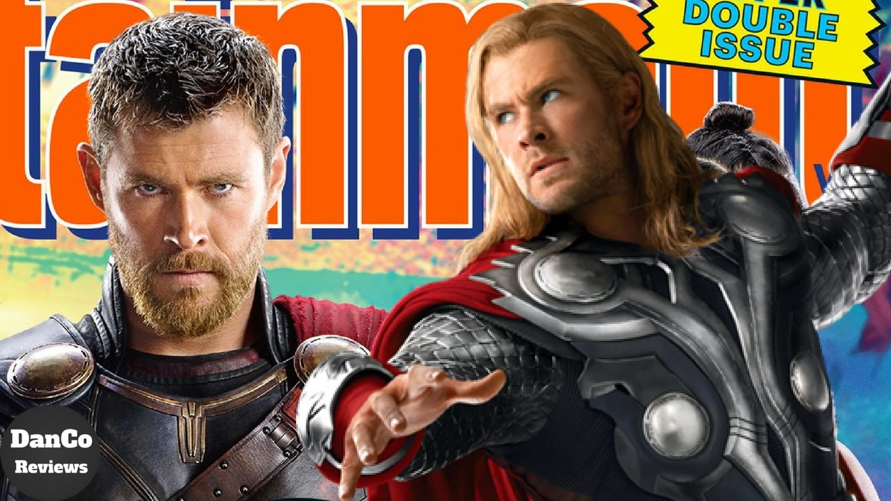 why does thor have short hair and where is mjolnir? | thor ragnarok