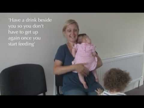 Top Tips from Breastfeeing Mums