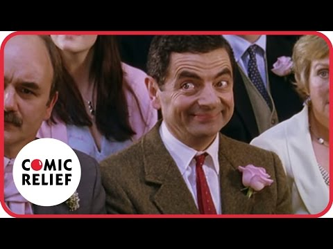 Mr Bean's Wedding | Comic Relief