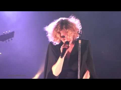 "Goldfrapp -LIVE- ""Ride A White Horse"" @Berlin Oct 23, 2013"