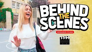 BEHIND THE SCENES | FILM ČOVEK