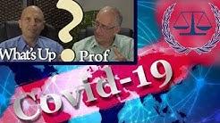 Walter Veith - Corona-Notstandsgesetze - Beginnt jetzt die kleine Trübsalszeit? | Whats Up Prof 03