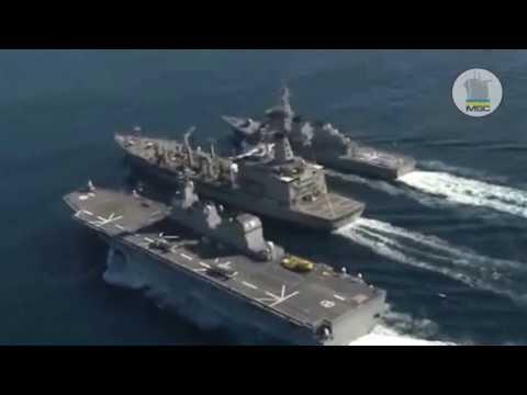 Military Sealift Command Operates Forward