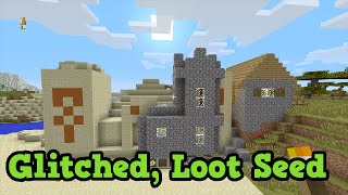 Minecraft Xbox 360 / PS3 GLITCH Temple - FREE Loot Seed(A seed with glitches and loot For Minecraft Xbox 360, Minecraft Xbox One & Minecraft Wii U! As well as Minecraft PS3, Minecraft PS4 & Minecraft PS Vita ..., 2016-08-21T20:00:00.000Z)