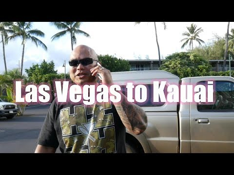 Leaving Oahu, Hawaii | Real life Kauai | Welcome back Kevin | Honolulu Airport | Kapaa | paradise