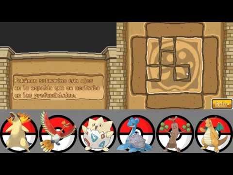 Pokémon Soul Silver Parte 84 - Ruinas Alfa pt. 1