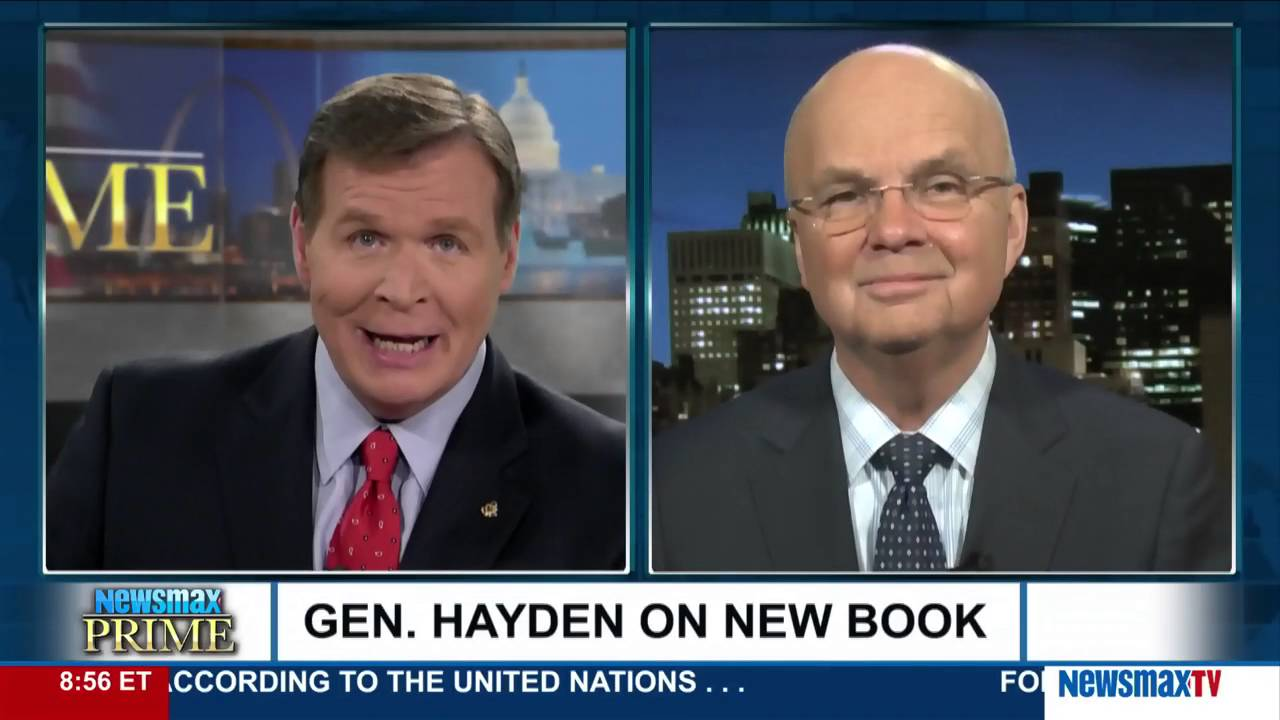 Gen michael hayden book