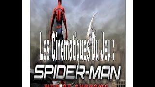 Les Cinématiques Du Jeu:Spiderman Le Règne Des Ombres(FR)(1080p)