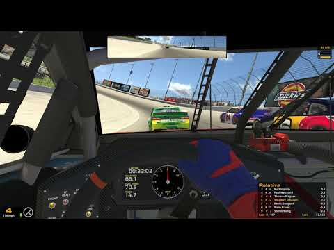 iRacing NIS Fixed Texas 3/27/19 (2nd Win!!!)