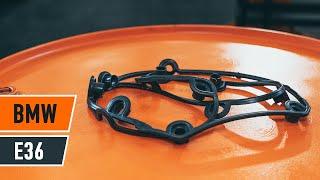 Replacing Accessory Kit, disc brake pads on BMW 3 SERIES: workshop manual