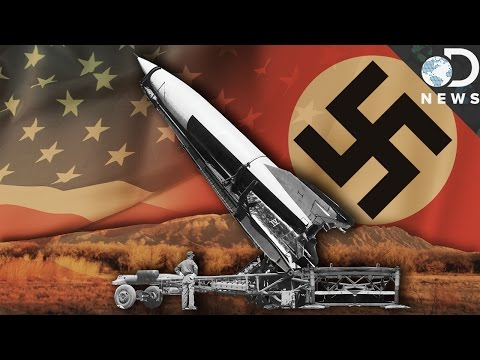 How Ex-Nazis & Jewish Scientists Got The U.S. To The Moon