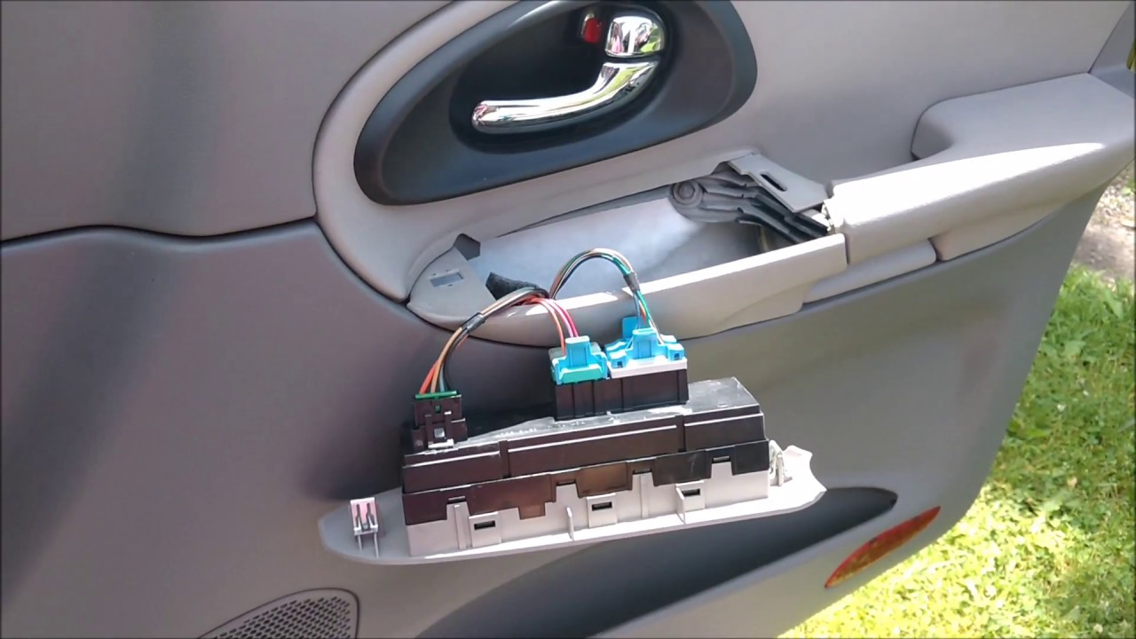 How I Replaced The Front Door Speakers On My 2006 Chevy Trailblazer