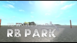 Roblox RB World Park