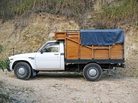 Toyota Stout 2200 '99 en Cuenca - VENDIDO!!! - YouTube