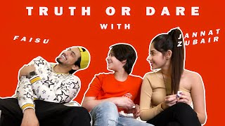 Truth and dare with Jannat appi and Faisu bhai | Ayaan Zubair Rahmani | Jannat Zubair Rahmani |