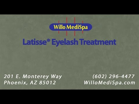Latisse Eyelash Treatment | Willo MediSpa