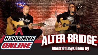 Alter Bridge - Ghost Of Days Gone By (Live Acoustic) | HardDrive Online