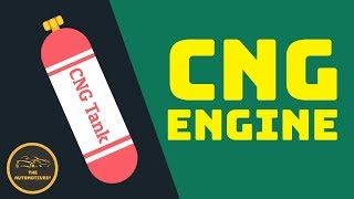 [HINDI] CNG Engine : Working | Animation | Principle | Advantages