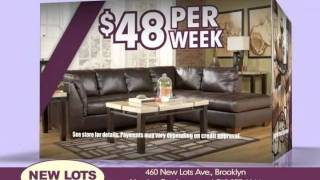 New Lots Furniture Holiday Sale