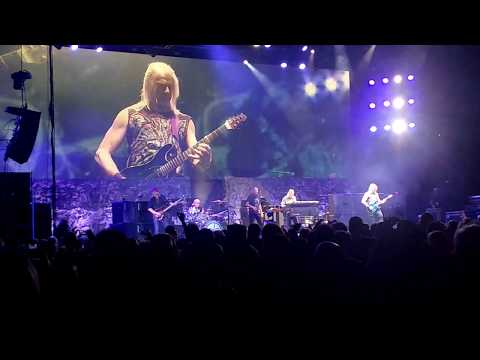Deep Purple Live @Mercedes-Benz Arena, Berlin, 13.06.2017