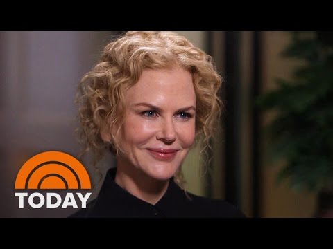 Nicole Kidman: New Film 'Lion' Is About The Essence Of Being A Mother | TODAY