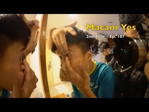 8 Hours of Volleyball in Kuala Lumpur - Macam Yes 2nd Year Ep. 107