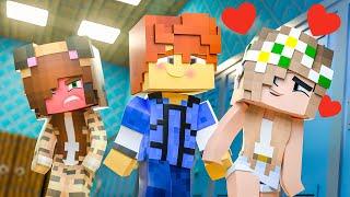 New Girl FLIRTS With ME !? || Minecraft Daycare Academy