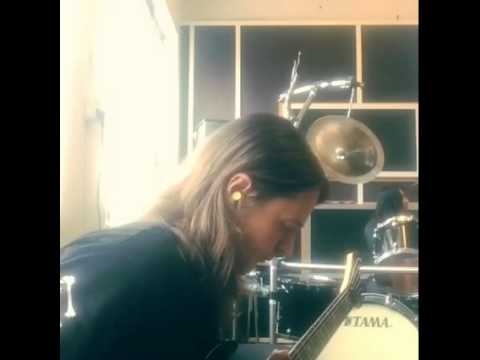 Satyricon ''in  the rehearsal studio. New Song 2015''