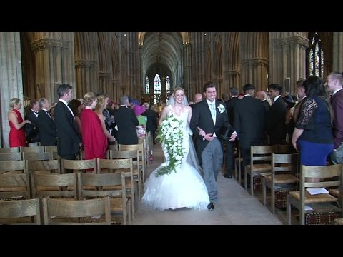 PRENTICE-BURNETT  Wedding June 2016 - Mari Jimages Video Productions Client Clip