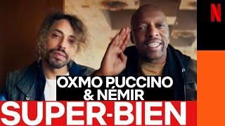 Oxmo Puccino & Neṁir - Super-bien (Clip Officiel)   Comment je suis devenu super-héros   Netflix