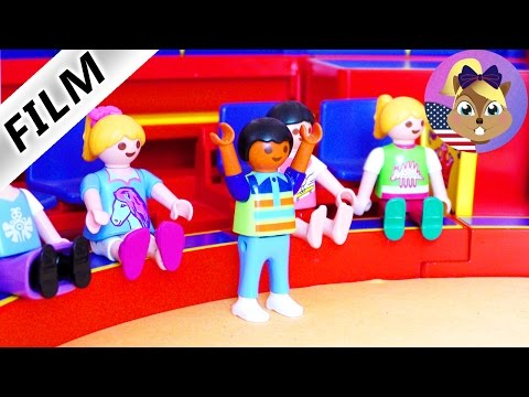 Playmobil Film English | THE BIG CASTING at the CIRCUS! | IS DAVE IN?! | Kids Series Smith Family