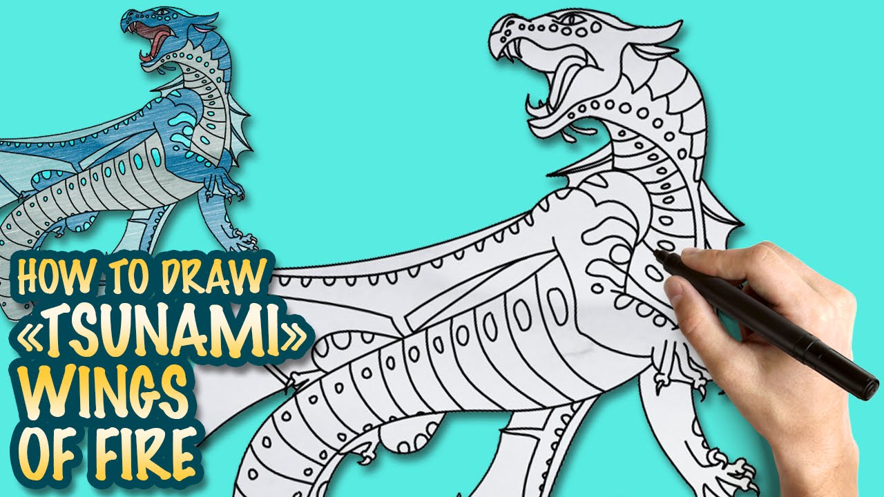 How to Create a Wings of Fire Character