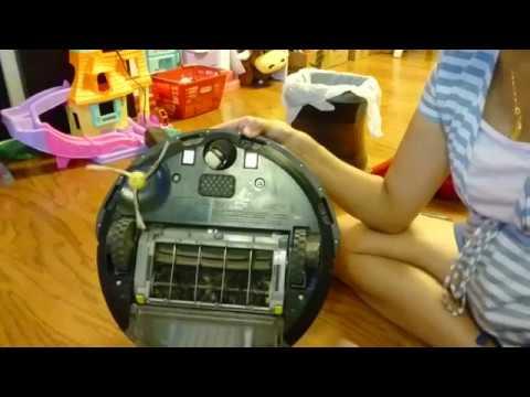 iRobot Roomba 650 Basic Maintenance