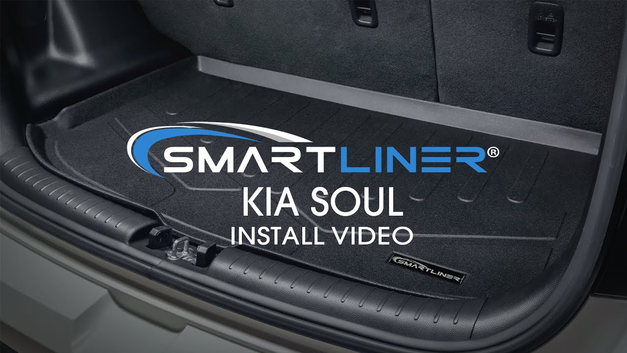 Mixsuper Rear Cargo Liner 3D Upgrade Anti-Slip Durable Odorless Trunk Floor Mat for Kia Sorento 2016-2020 Only Fit for 7-Passenger Model