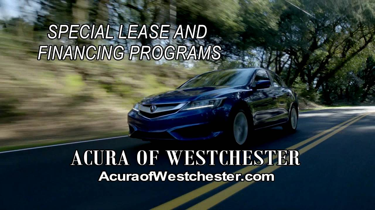 Acura of Westchester HD New Car Commercial - YouTube on