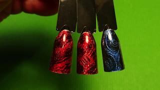 Очень красивый и легкий дизайн ногтей от ТМ МииС. Справится даже новичек))