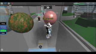 (Roblox:The Crusher) Playing With Kensuka083