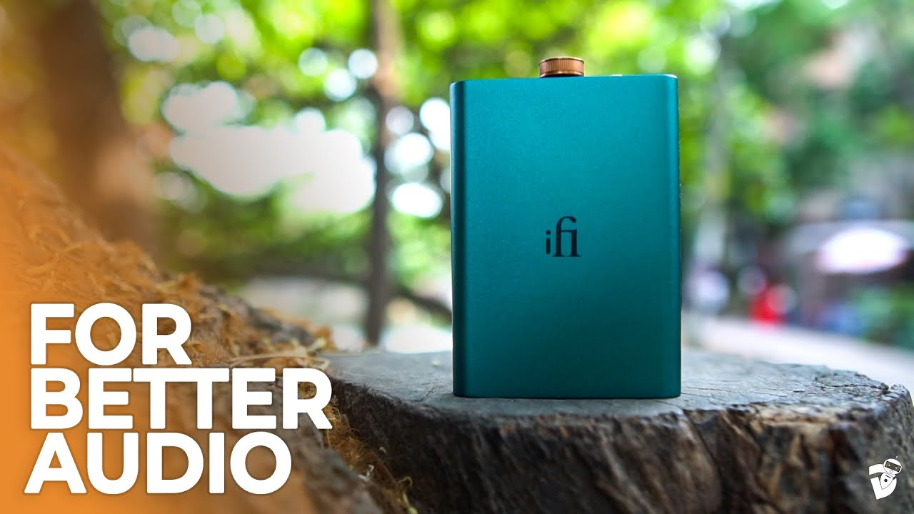 For Better Audio | iFi Audio Hip DAC Review (Bangla Review)