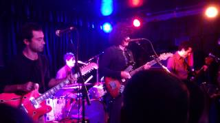 Zavalaz - Lacewing - Cafe Du Nord - 6.21.13