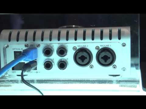 NAMM 2016 - Universal Audio Next-Gen Apollo, Apollo Twin