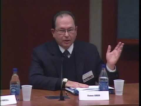 Data Privacy in Transatlantic Perspective | Global Data Flows & National Privacy Standards, Panel 4